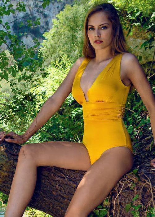 Nicole Olivier Middle Swimsuit
