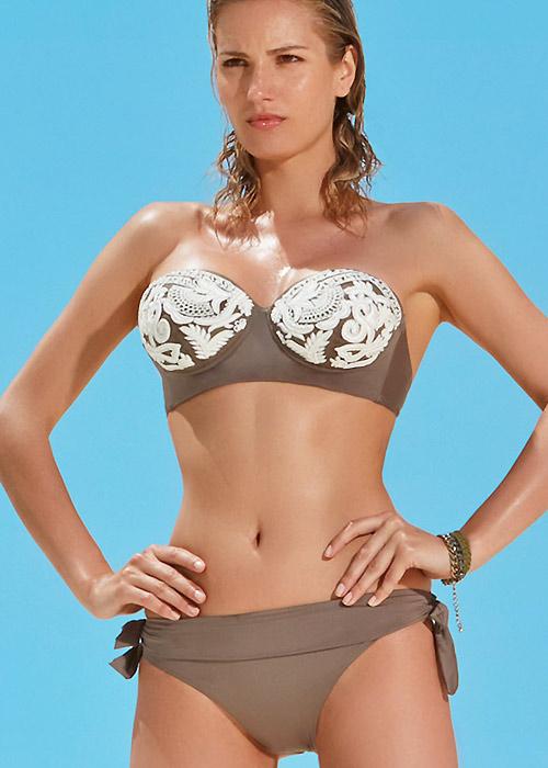 Oroblu Ametista Longline Bikini