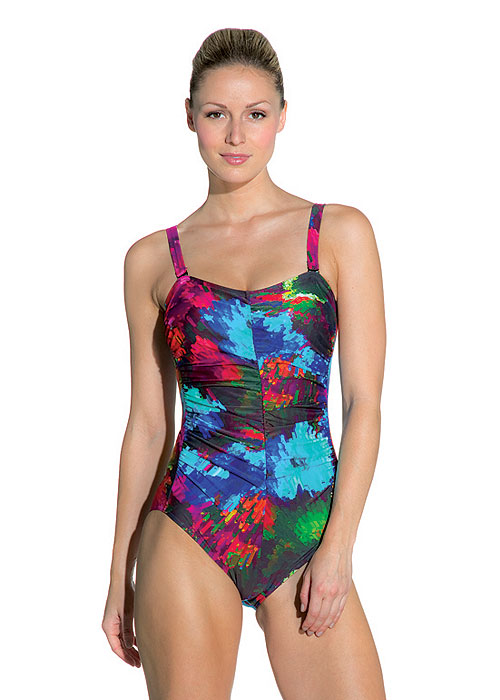 Palm Beach Amazonas Shirred Swimsuit