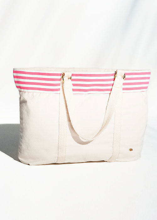 Phax Canvas Beach Bag