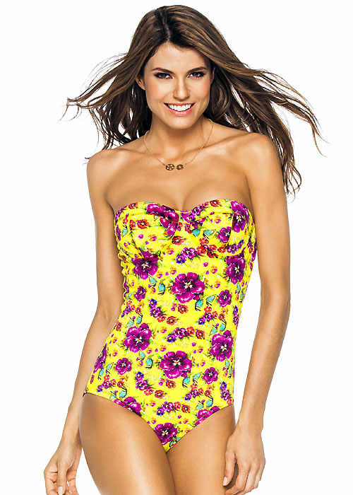 Phax Bluhm Floral Print Swimsuit