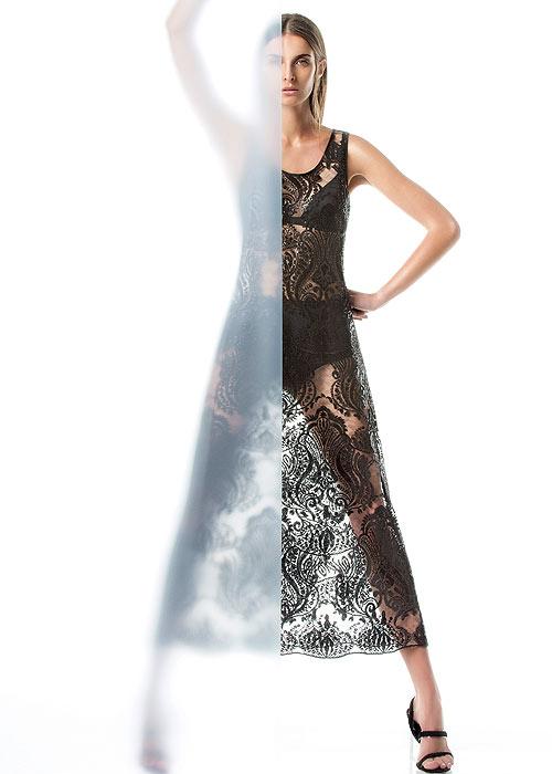 Pierre Mantoux Couture Mali Sun Dress