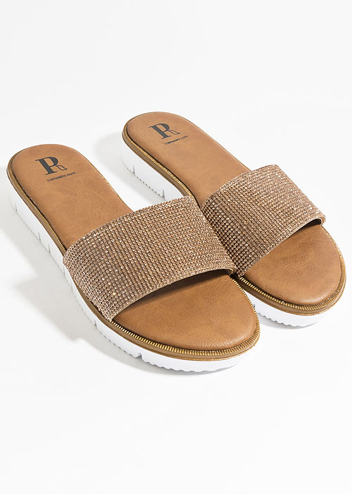 Pia Rossini Aisha Slip On Shoes