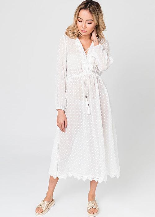 Pia Rossini Clover Maxi Dress