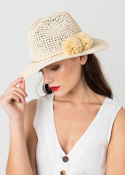 Pia Rossini Fiji Hat