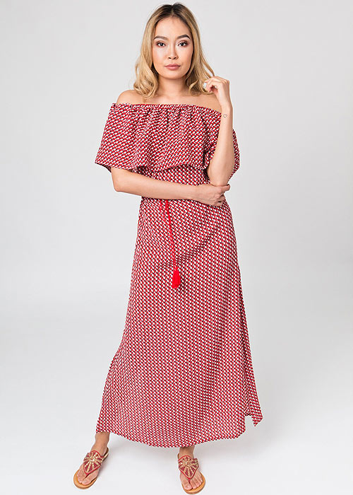Pia Rossini Goya Maxi Dress