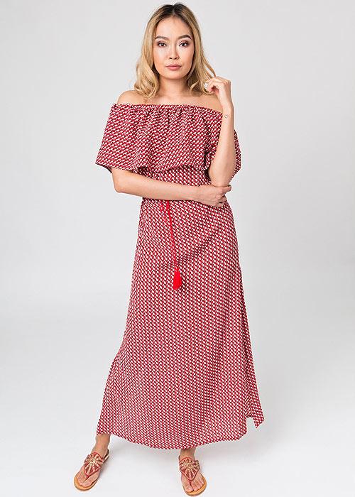 Pia Rossini Goya Maxi Dress