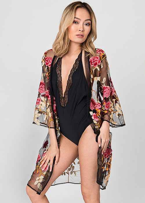 Pia Rossini Kemara Kimono