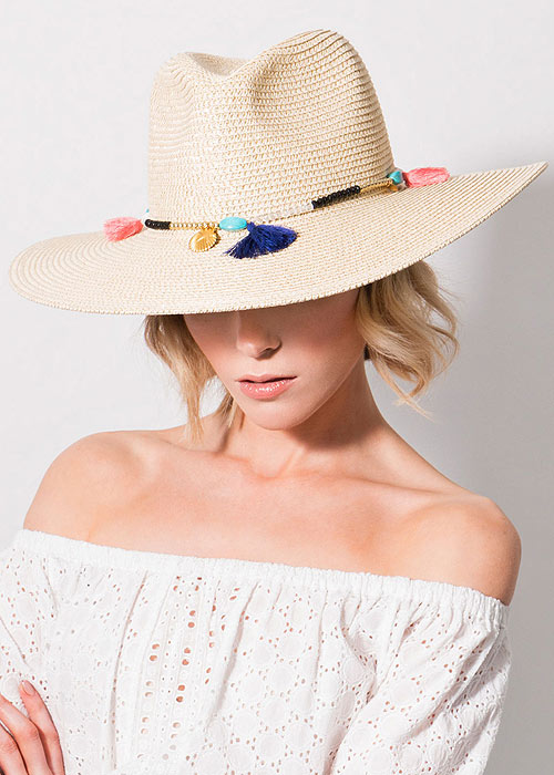 Pia Rossini Laos Sun Hat