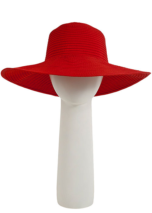 Pia Rossini Madrid Crushable Sun Hat