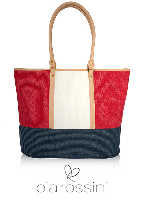 Pia Rossini Mayan Tote Bag