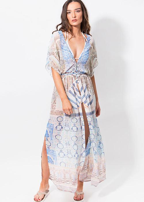 Pia Rossini Mimoza Maxi Dress