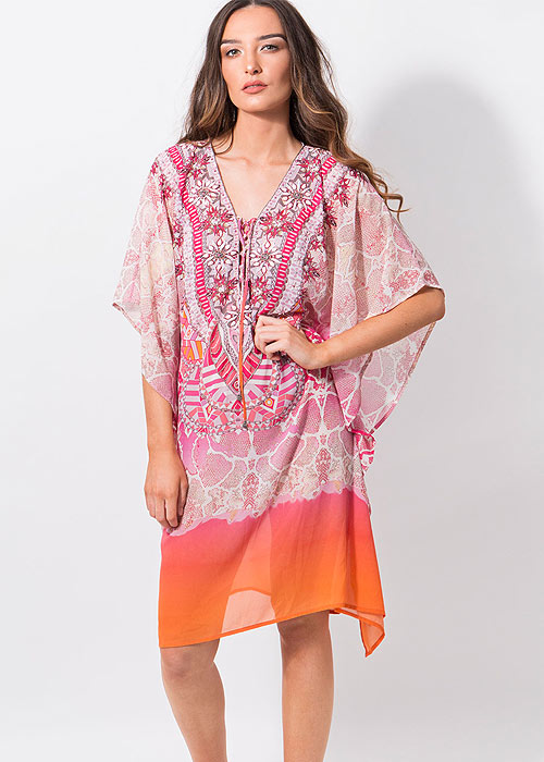 Pia Rossini Monteray Poncho