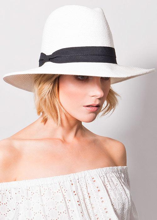 Pia Rossini Tobago Sun Hat