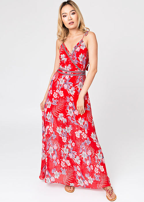 Pia Rossini Virginia Maxi Dress