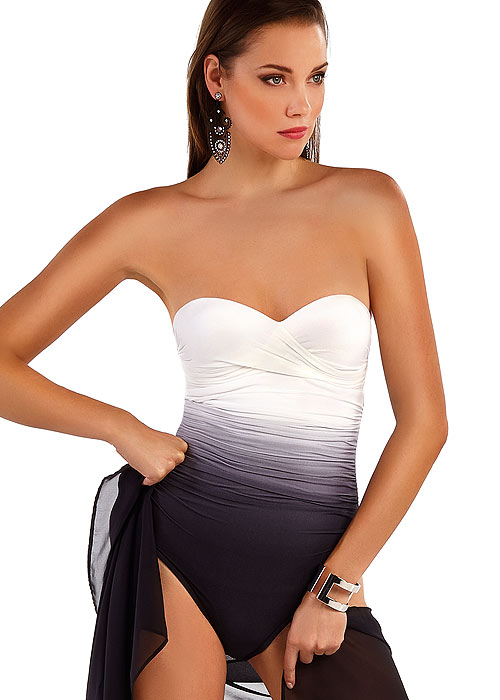 Roidal Brasil Megan Ombre Swimsuit
