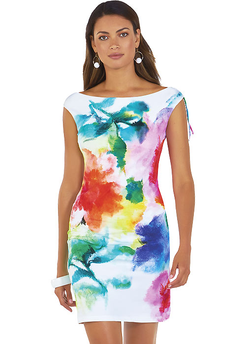 Roidal Caraibi Aina Dress