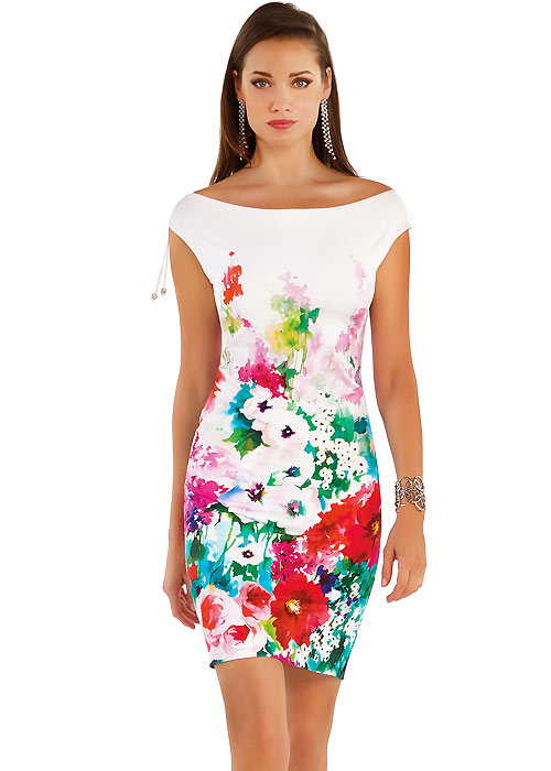 Roidal Flor Romantica Gondola Sun Dress