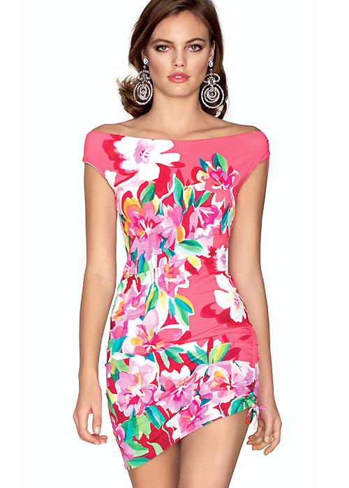 Roidal Flor Petunia Melba Sun Dress