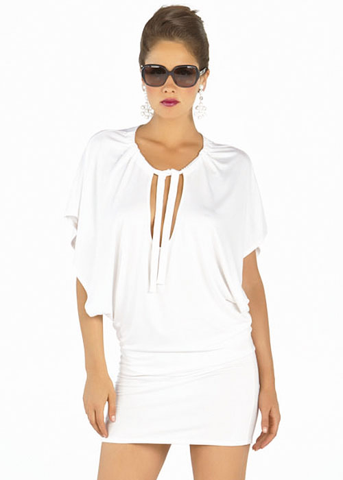 Roidal Iris Sun Dress