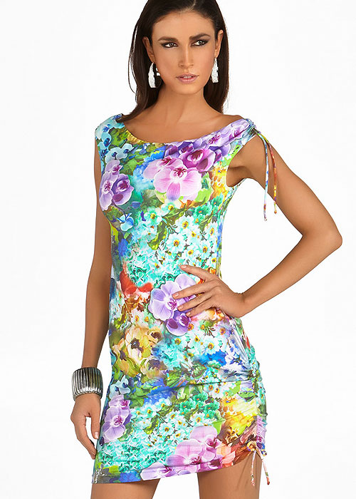 Roidal Ondin Sun Dress