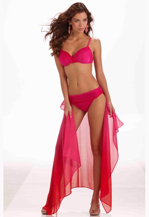 Roidal Sindi Bikini In Hot Pink
