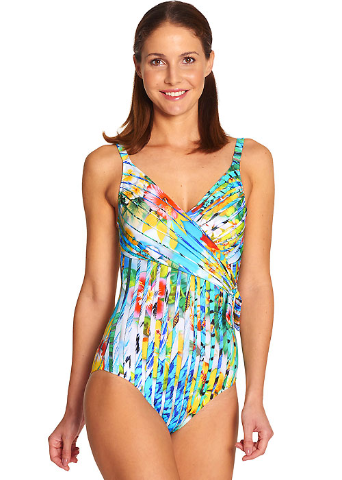 Rosch Blossom Wrap Swimsuit