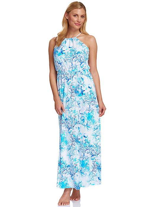 Rosch Great Barrier Reef Sleeveless Sun Dress