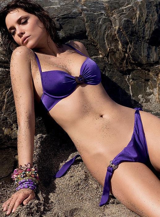 Sielei Cocco Bikini In Purple