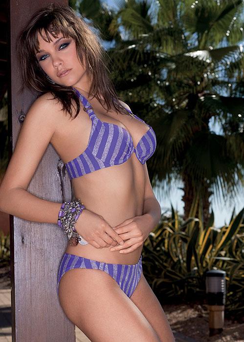 Sielei Capri Padded Bikini
