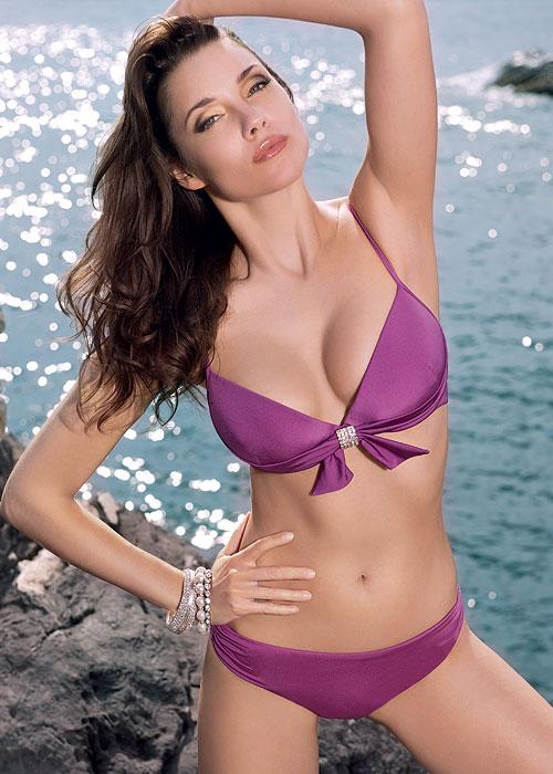 Sielei Malaga Bikini In Purple