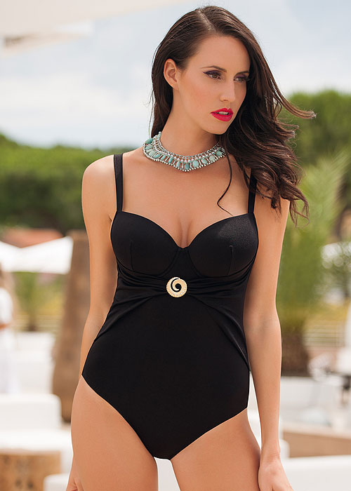 Sielei Ella Scoop Back Swimsuit