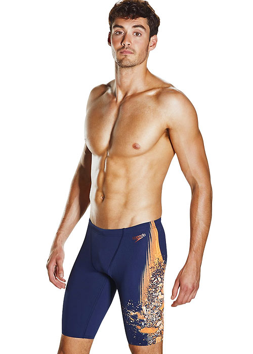 Speedo Mens Alpha Blast Placement V Jammer