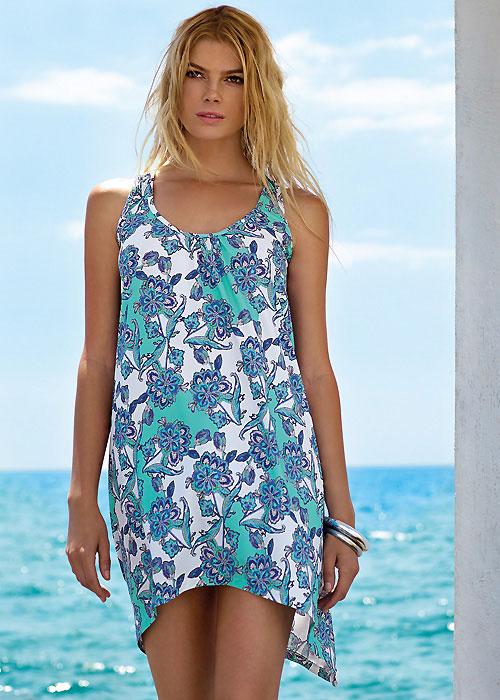 Tessy Indira Capri Sun Dress