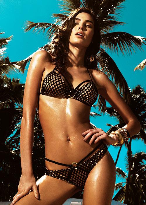 Vacanze Italiane Gold Label Net Bikini