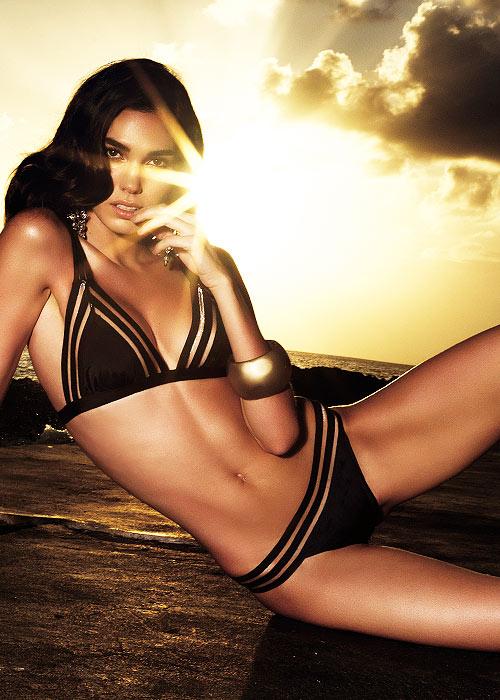 Vacanze Italiane Gold Label Strapped Triangle Bikini