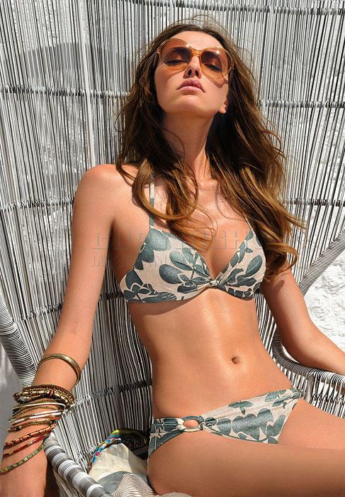 Verde Veronica Love Bikini