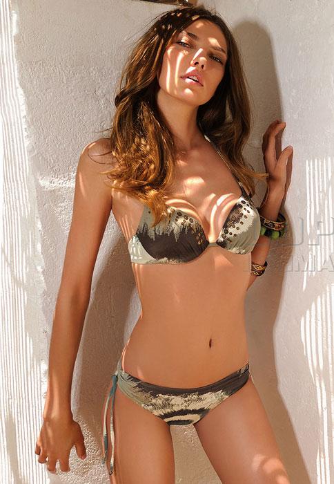 Verde Veronica Urban Bikini