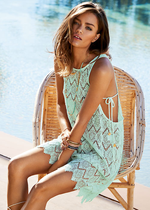Watercult Caribbean Wave Tunic