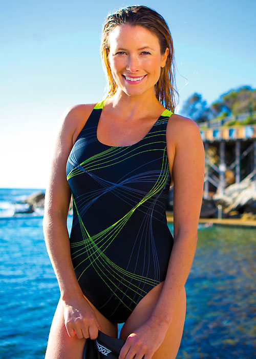 131d062443 Zoggs Active Sport Sydney Flyback Swimsuit Has Free Shipping At UK Swimwear