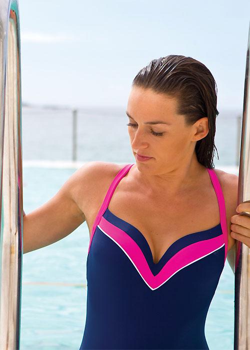 Zoggs New Resort Tarcoola Boost Swimsuit